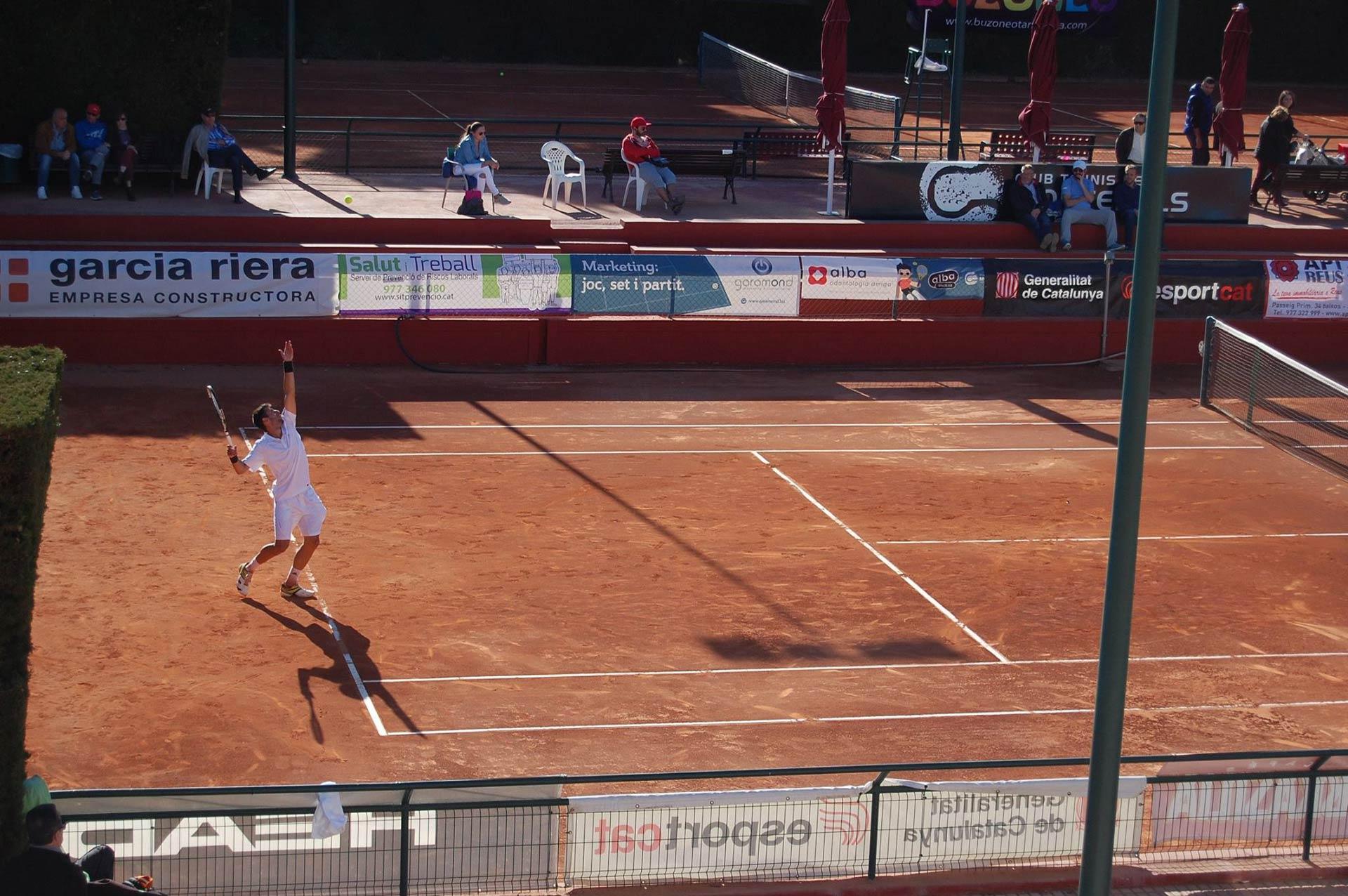 griera tenis montertols