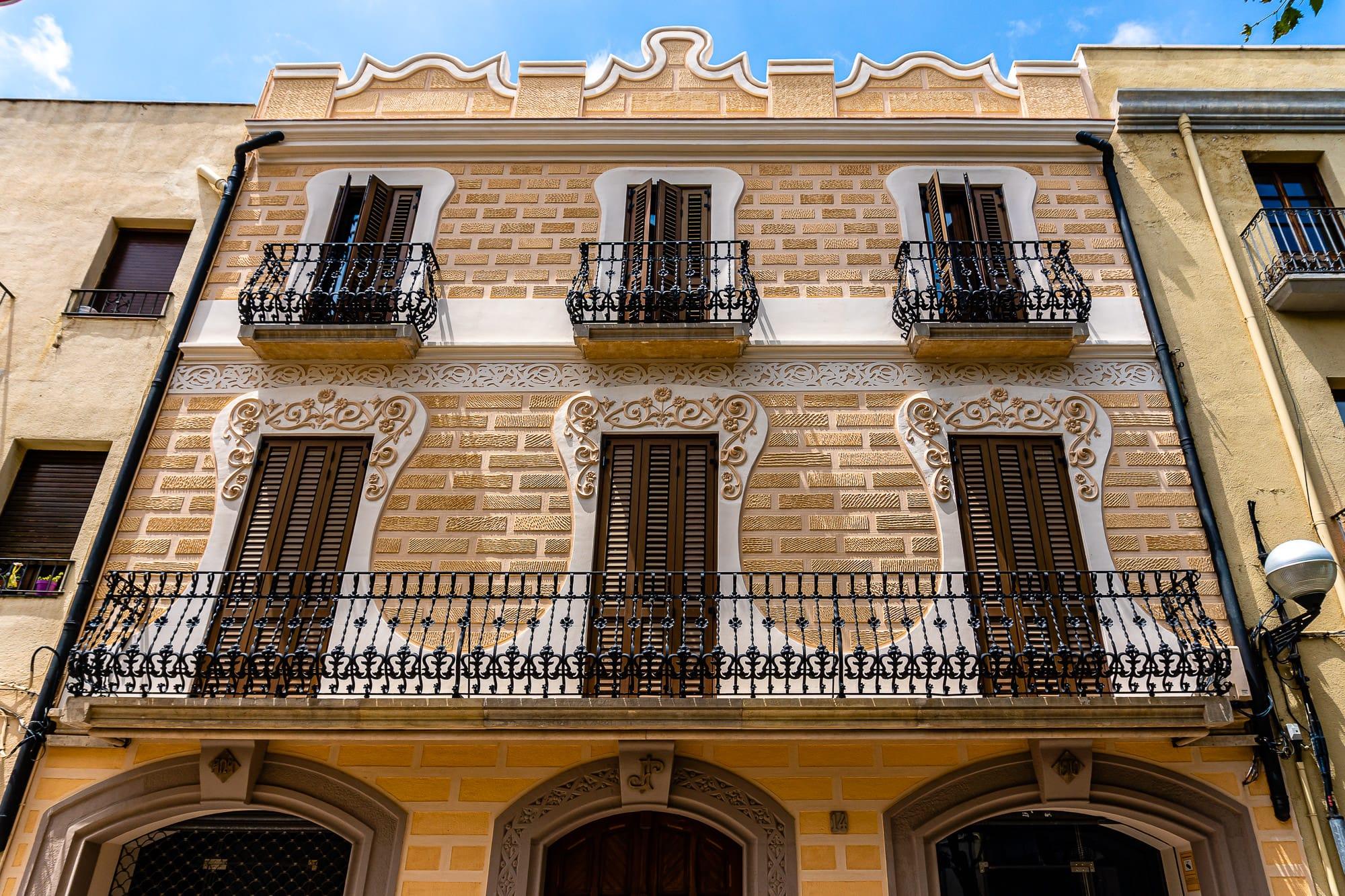 rehabilitació façana vila-seca