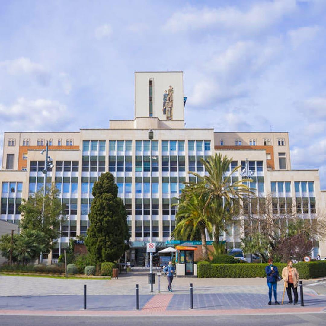 garcia riera millora la 8a planta hospital joan XXIII Tarragona