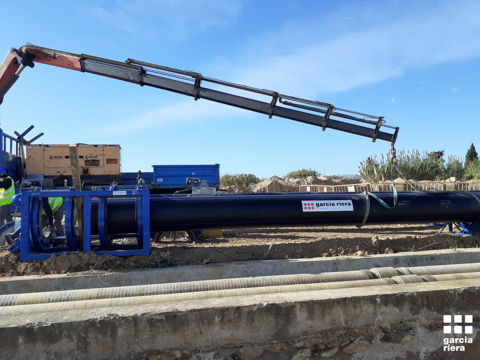Garcia Riera projecte AITASA canonada aigua